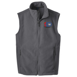 F219 - W111E018 - EMB - Fleece Vest