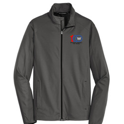 J717 - W111E018 - EMB - Soft Shell Jacket